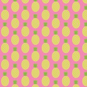 Pineapple Row -bubble gum 21