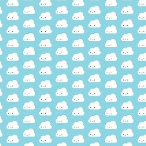 Happy Kawaii Clouds