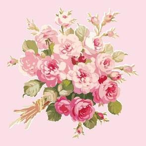 Jane's Rose Bouquet peony