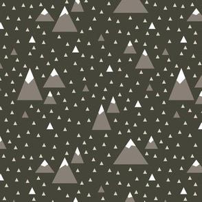 Triangle Mountains Deep (Woodland)