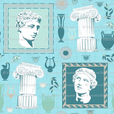 Ancient Greece Composition