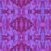 Purple Passion Ikat