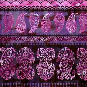Bodhi Paisley Purple