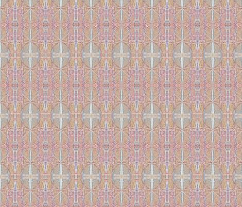 Gatsby Gate fabric by twigsandblossoms on Spoonflower - custom fabric