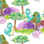 Rrrcute-dinos-family-on-white-by-floweryhat_shop_thumb