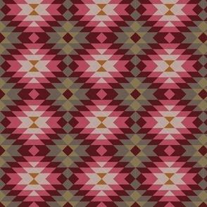 Kilim. Geometric Ornament