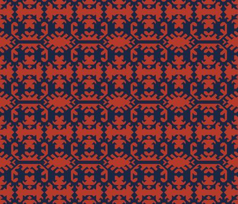 kilim-1 fabric by ngurgan on Spoonflower - custom fabric