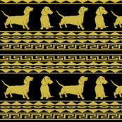 Greek Dachshunds