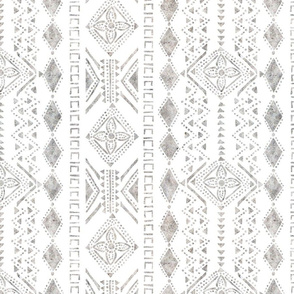 Kahala Tribal 1 White