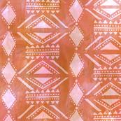 Kahala Tribal 2 Orange