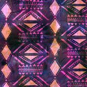 Kahala Tribal 2 Purple