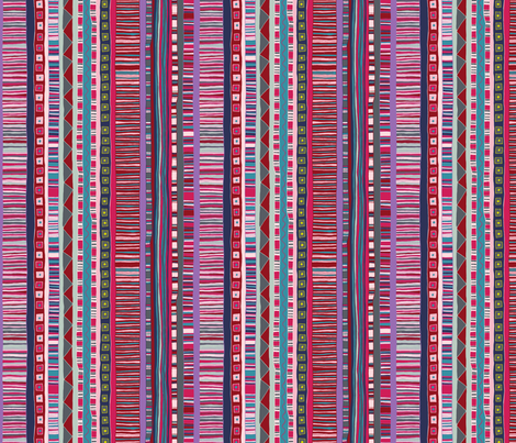 rug_purple fabric by seesawboomerang on Spoonflower - custom fabric