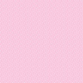Floral Flamingo - Matching Dots