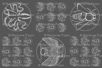Greek Coin Animals