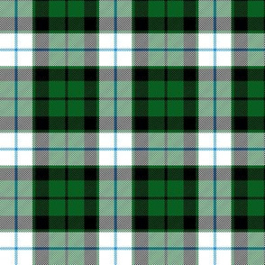 MacKay dress unofficial tartan, 3""