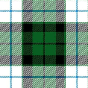 MacKay dress unofficial tartan, 6""