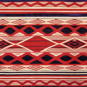 Southwest Navajo Folk Art
