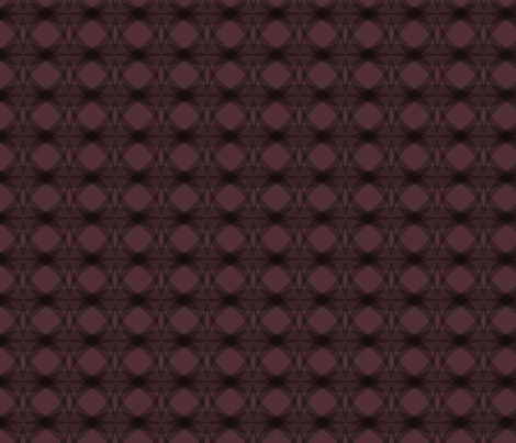 Stained Glass Burgandy fabric by beamingo on Spoonflower - custom fabric