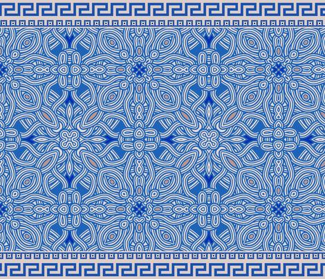 AB-GreeceInspiration fabric by alexa_bee on Spoonflower - custom fabric