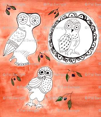 Classy Classical Owls