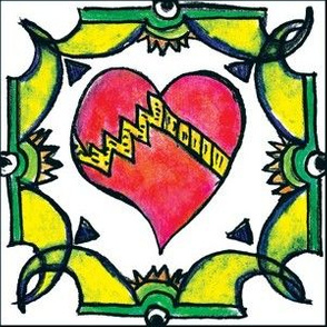 Injured Heart Tile