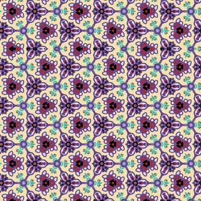 Spanish Tiles 500