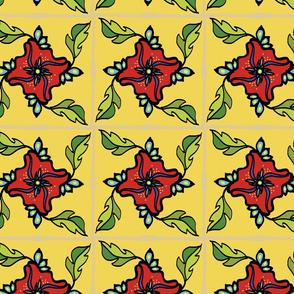 Spanish Tiles 300