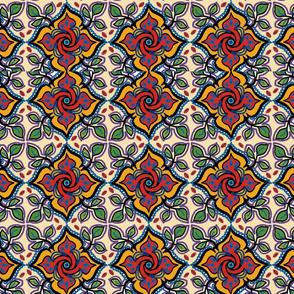 Spanish Tiles 200