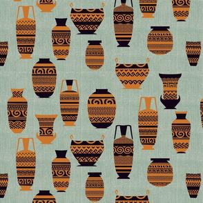 Greek Etruscan Pots