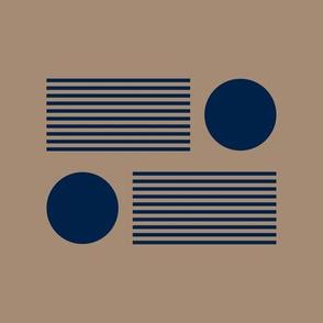 blokprint stripes_navy