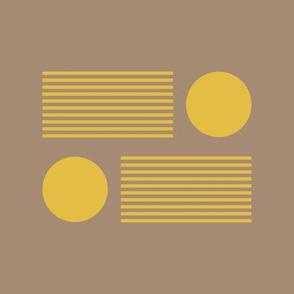 blokprint stripes_mustard