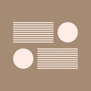 blokprint stripes_dusty pink