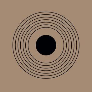 blokprint 7 circles_rich black
