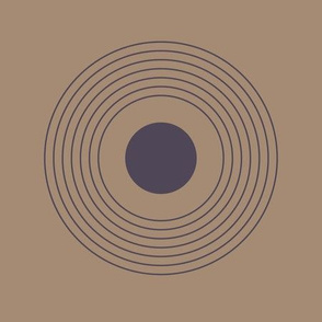 blokprint 7 circles_aubergine