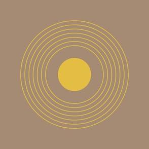 blokprint 7 circles_mustard
