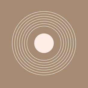 blokprint 7 circles_dusty pink