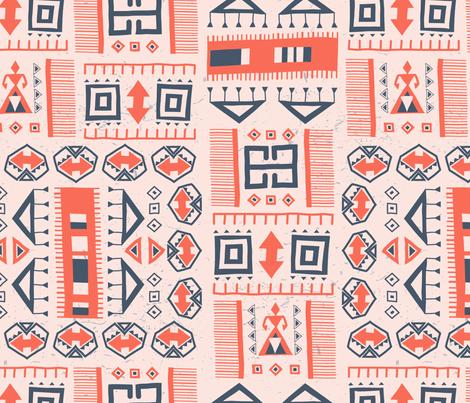 love fabric by nanamira on Spoonflower - custom fabric