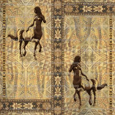 Greek centaur girl