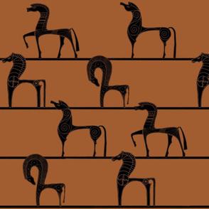 All the Greek Horses