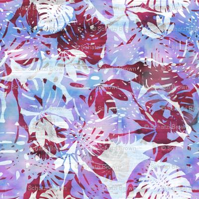 Motuu White and purple