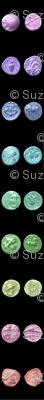 RAINBOW HEMIDRACHM GREEK SILVER COINS