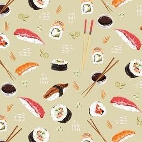 sushi tan