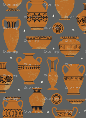 Amphorae and More-a - Greek Vases