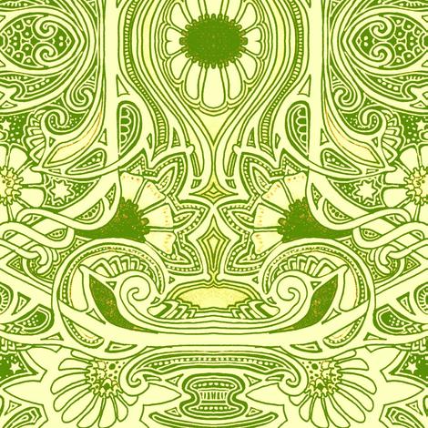 Spring Cheer fabric by edsel2084 on Spoonflower - custom fabric