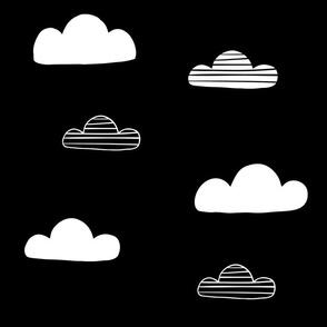 Clouds Black