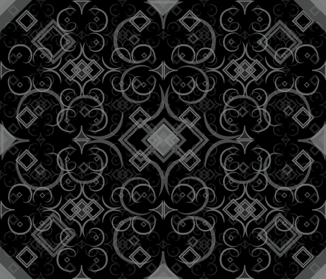 Kilim fabric by sherry-savannah on Spoonflower - custom fabric