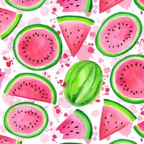 Watermelon Splash | Summer | Tropical | Fruit