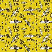 dead bod FQ yellow