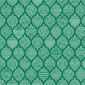 ornaments-green