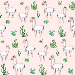 "3""  Aztec Llama"